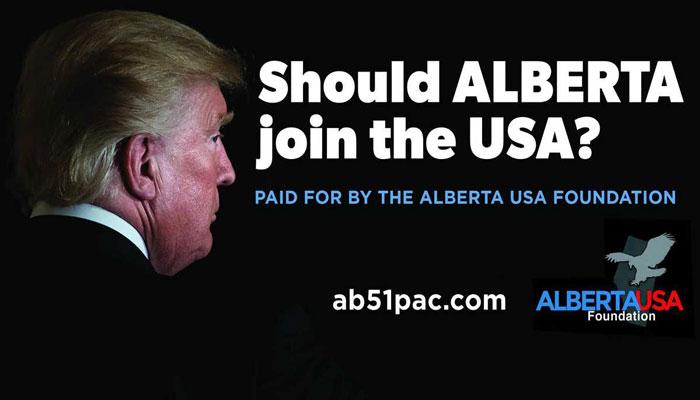 آیا آلبرتا باید از کانادا جدا و به آمریکا بپیوندد؟