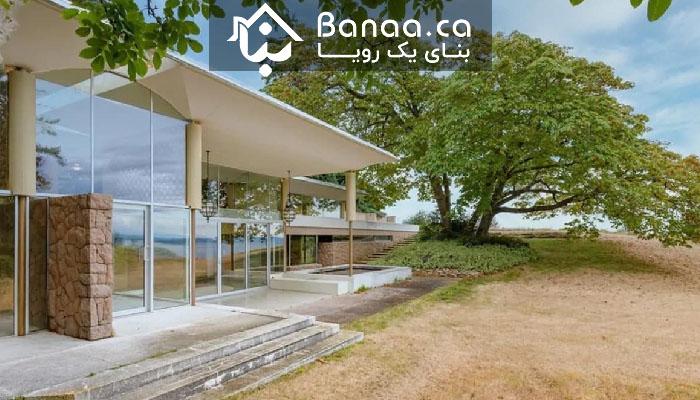 معامله این خانه، طرفداران این معمار مدرن کانادائی را نگران کرده است