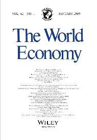 "Novo artigo: """"Global value chains and inward foreign direct investment in the 2000s"", de Enrique Martínez-Gálan"