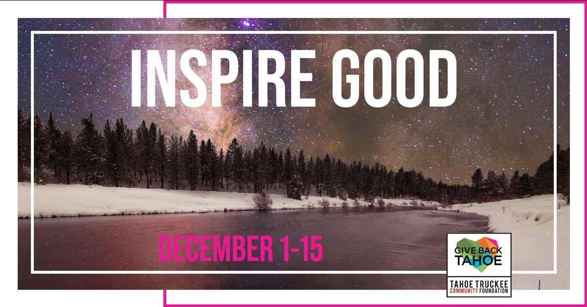 Support Truckee-Tahoe Nonprofits.