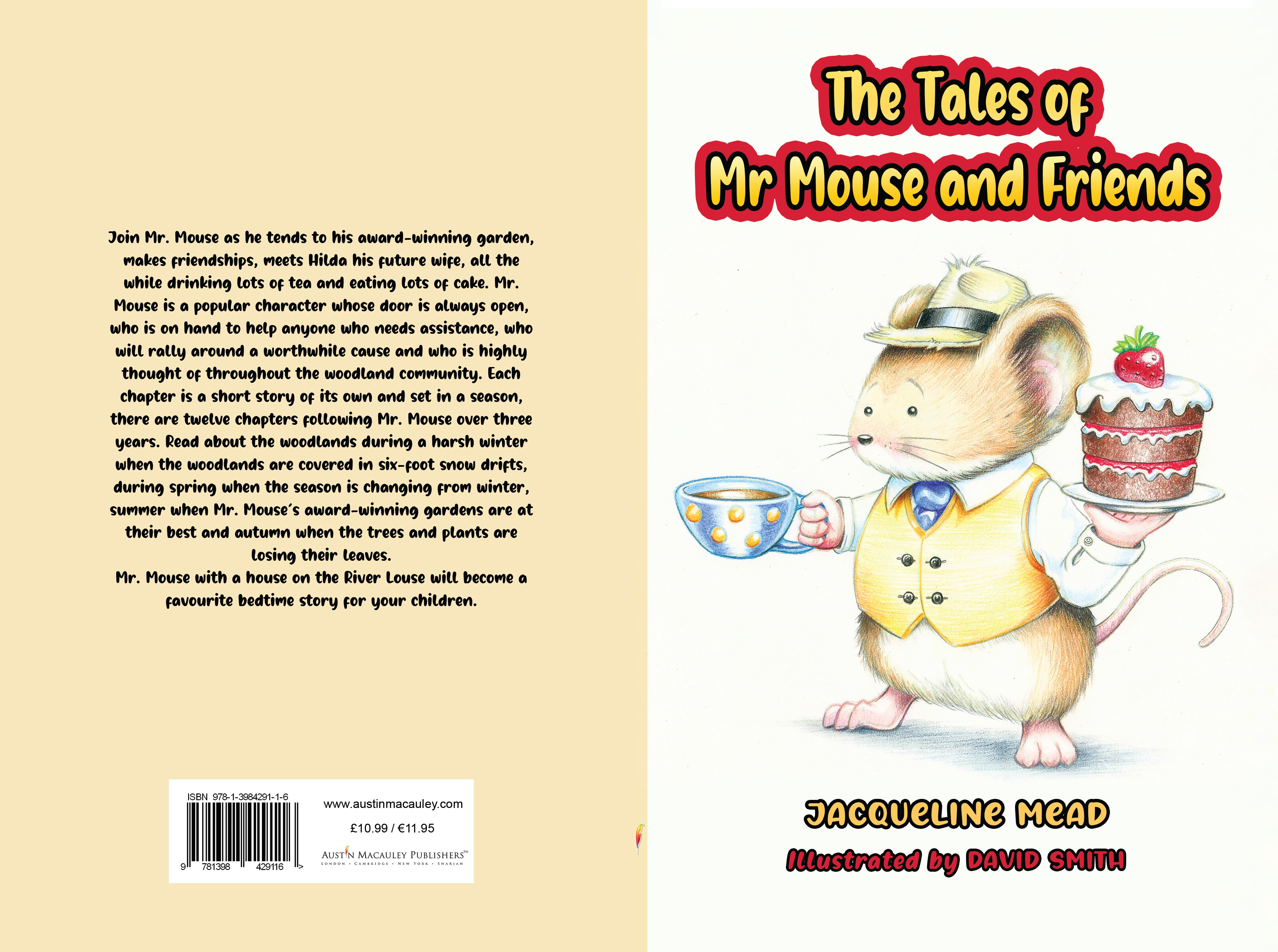 Mr Mouse by Jacqueline Mead illustrations by David Smith