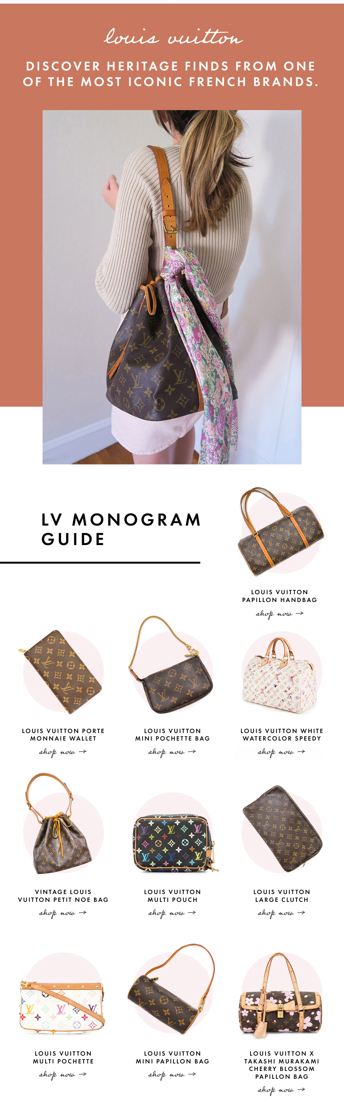 Louis Vuitton from Sweet & Spark