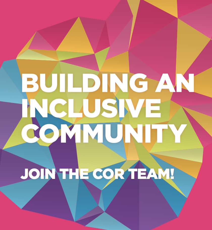 Join the COR Team!