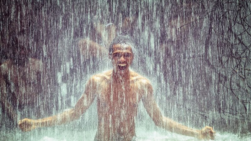 The Positive Habit Weekly Blog - Stand Under the Shower of Positive Emotions