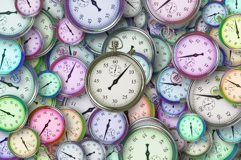 The Positive Habit Weekly Blog - Do You Have Time to Read This?