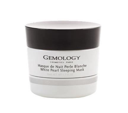 White Pearl Sleeping Mask