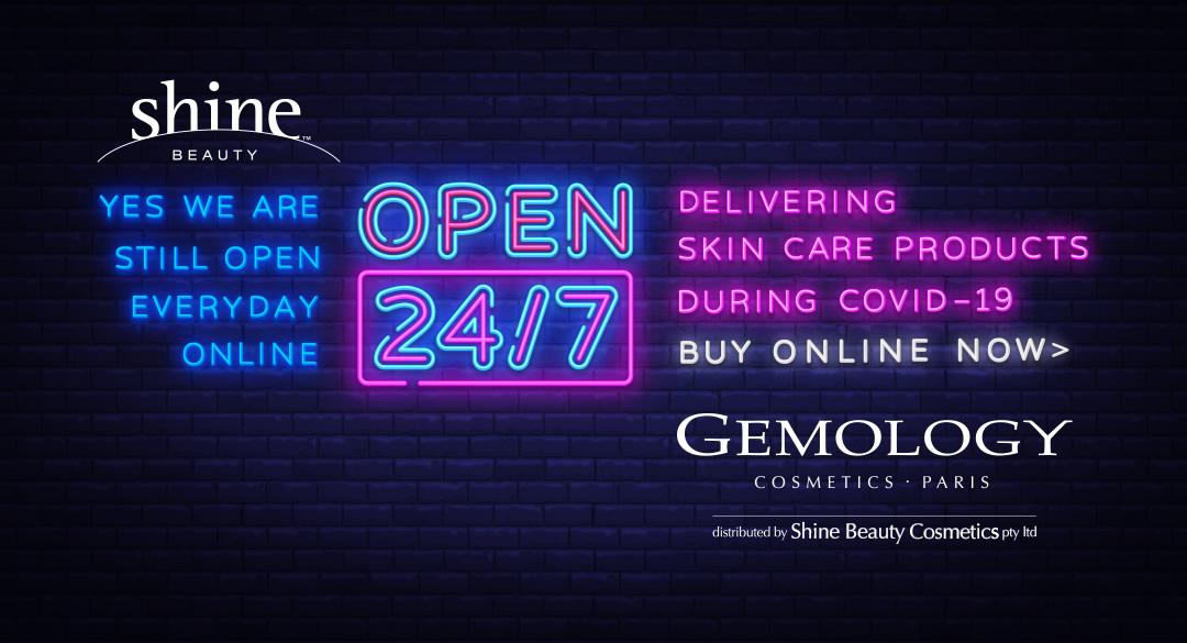 Gemology Skincare ON SALE
