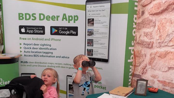 BDS deer app