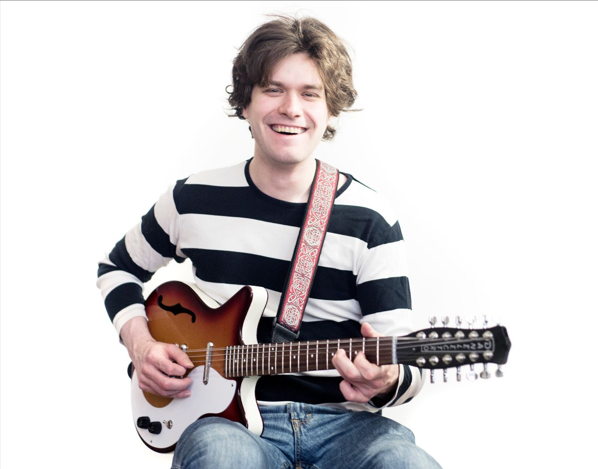 online guitar piano teacher