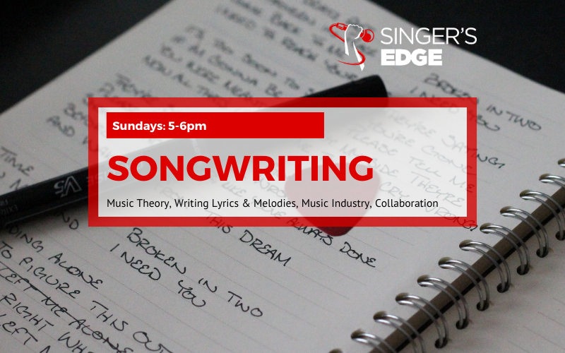online songwriting class