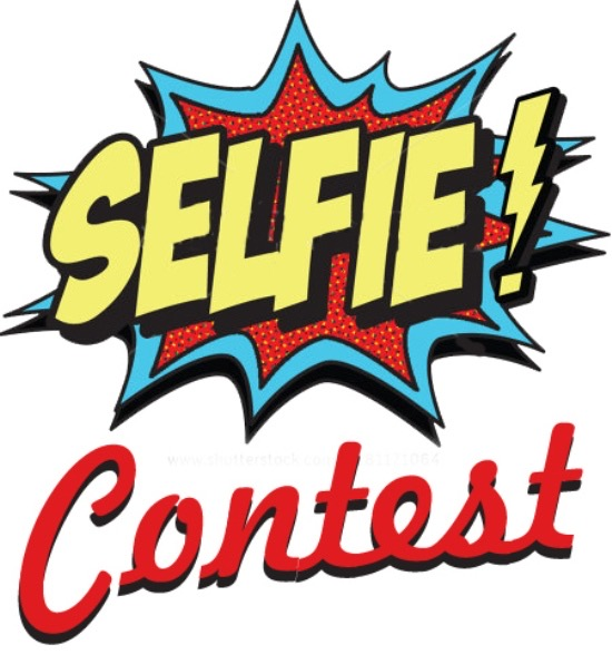take a selfie of yourself in your online voice class and win a prize