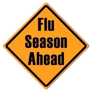 flu season get your flu shot