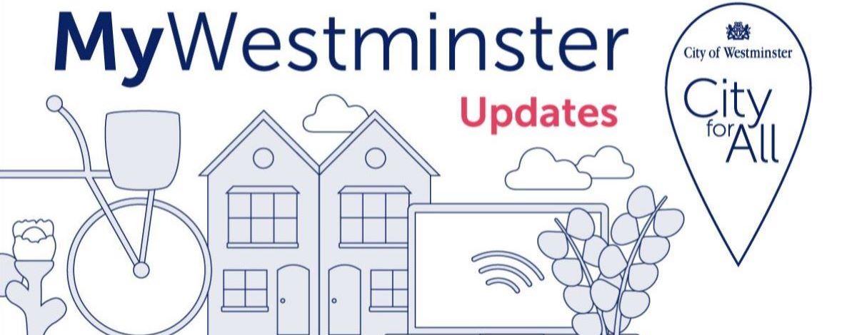 MyWestminster Updates logo