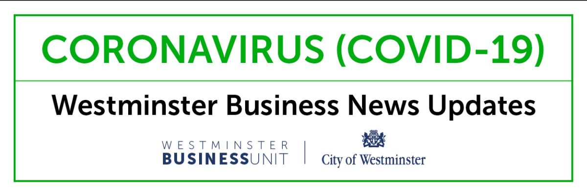 Westminster Business News Updates email logo
