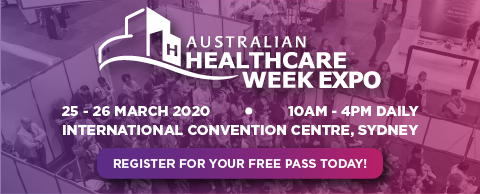 Australia's Largest Healthcare Expo - Register your free pass