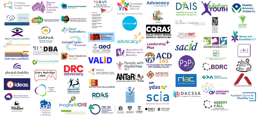 Logos of all organisations that endorse the Open Letter.  Full list of organisations is in the open letter.