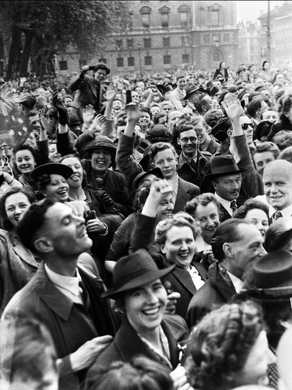 75 year celebration of VE Day
