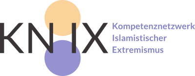 Logo kn:ix Kompetenznetzwerk Islamistischer Extremismus