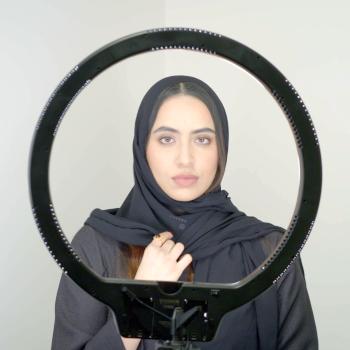 Standbild aus der arte-Dokumentation Der Islam der Frauen 2020; Bild: Vincent Productions