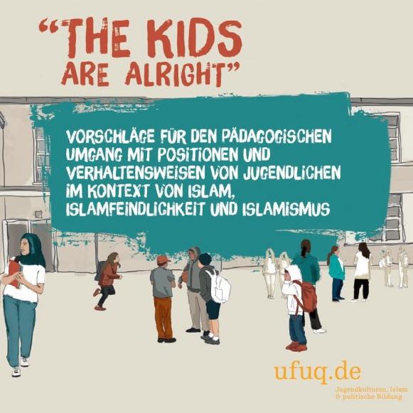 Titelbild des ufuq.de-Kartensets