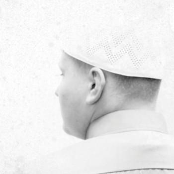 Symbolbild Mann mit islamischer Gebetskappe; Bild: medienprojekt-wuppertal.de