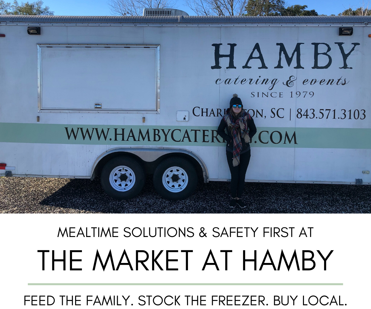 Mobile Market at Hamby