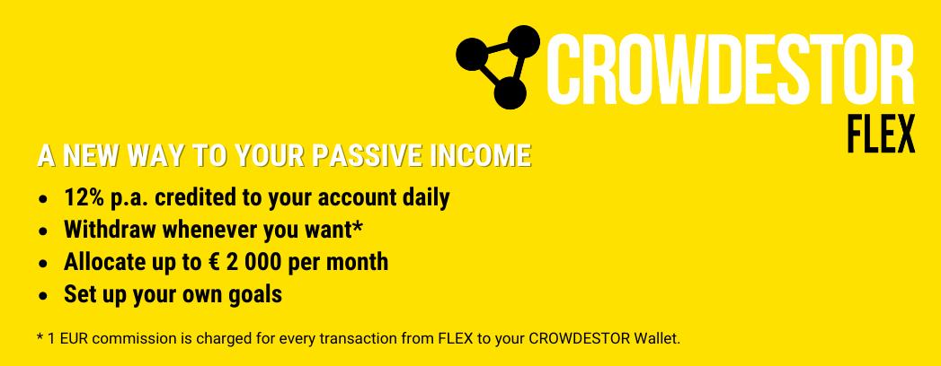 nuevo producto de inversión: ¡CROWDESTOR FLEX! 1ede5042-ea88-f741-1415-e86b54c5c1ff