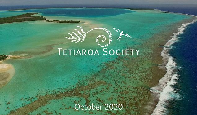 coral reef around tetiaroa atoll