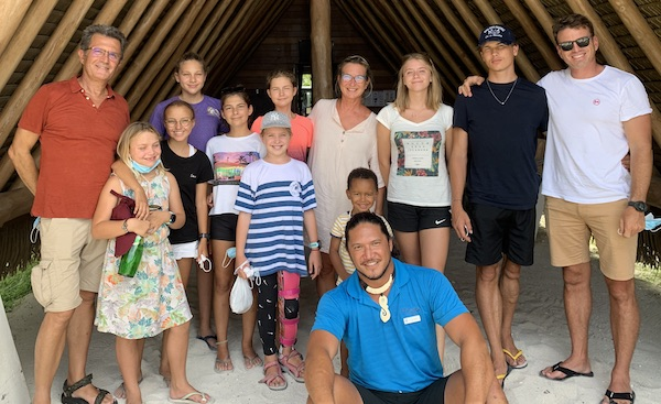 Smiles on Tetiaroa