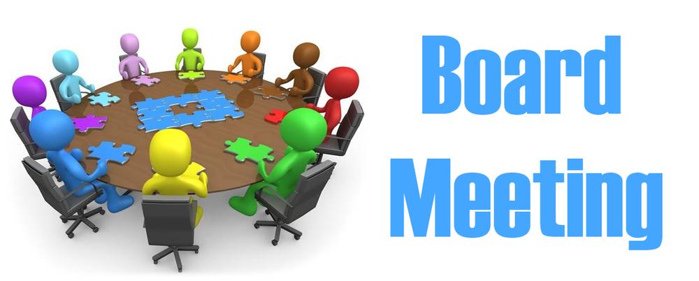 Virtual Board of Directors Meeting