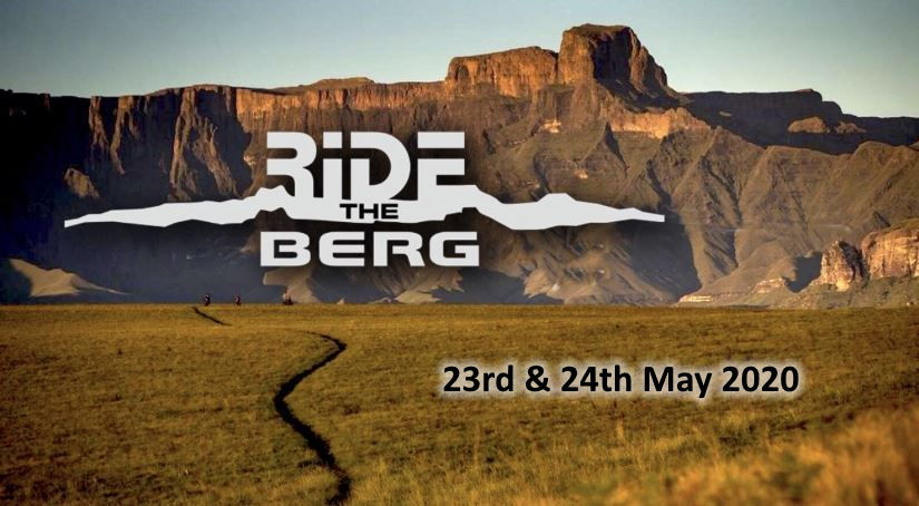 Ridetheberg - 23rd & 24th May 2020