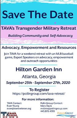 Transgender Military Retreat