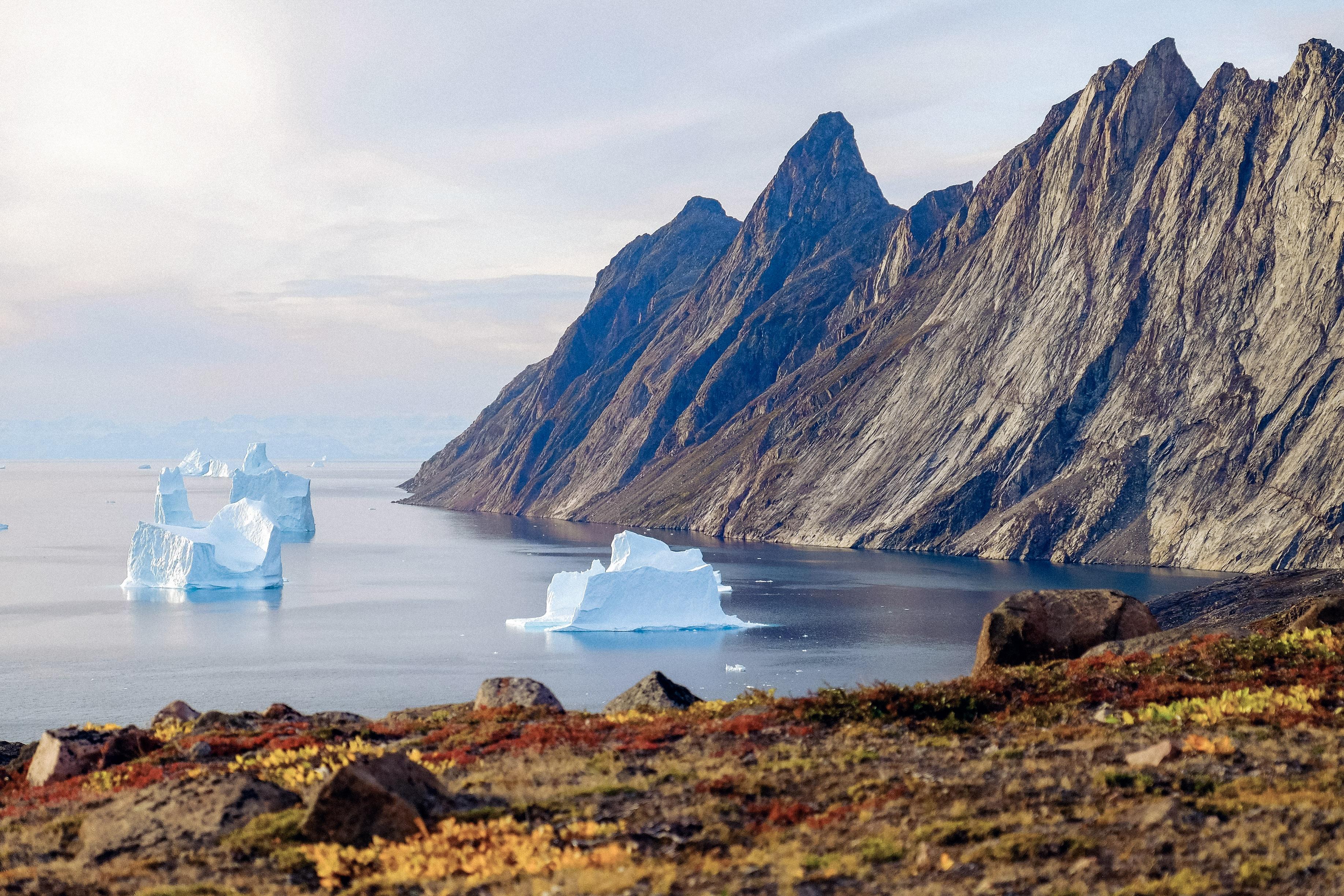 Croisière au Groenland