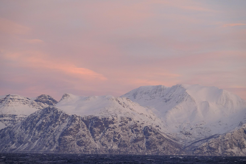 Croisière en Laponie