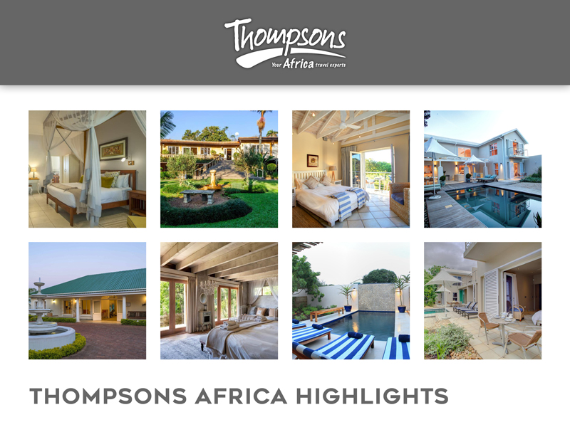 Sensational South Africa, Specials and Tariff Changes - 28 February 2020