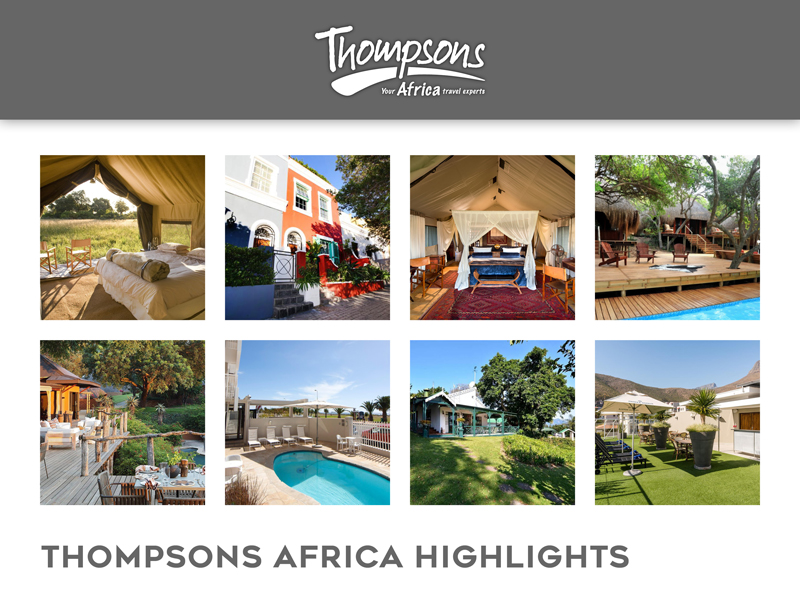 Sensational South Africa, Specials and Tariff Changes - 21 February 2020