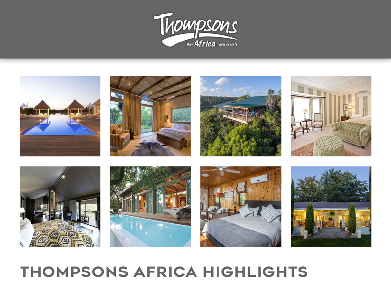 Sensational South Africa, Specials and Tariff Changes - 06 March 2020