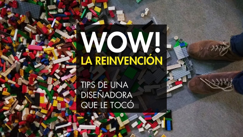 reinvención y diseño