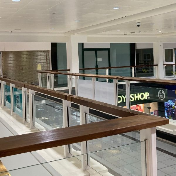 First floor Dolphin Shopping Centre