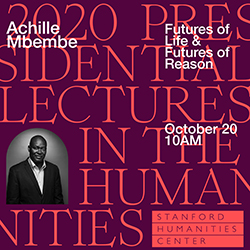 Presidential Lecture in the Humanities