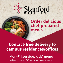 Stanford catering