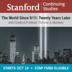 Continuing Studies Fall 2021
