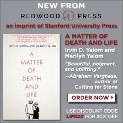 A Matter of Death and Life book release