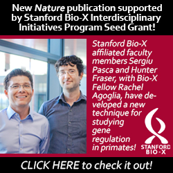Stanford research supported by Bio-X