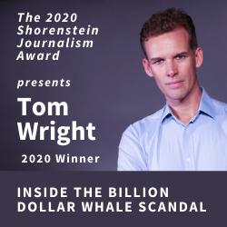 2020 Shorenstein Journalism Award