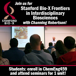 Bio-X course/seminar series enrollment