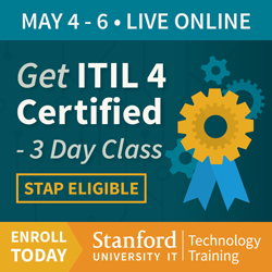 Stanford UIT Technology Training