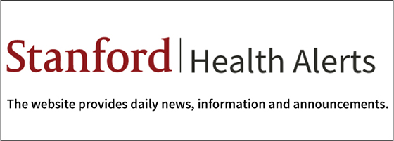 Health Alerts page