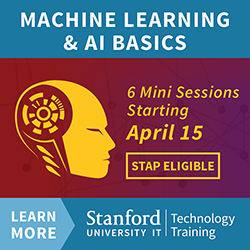 Machine Learning and AI Series
