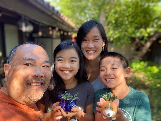 Okada resident fellow family